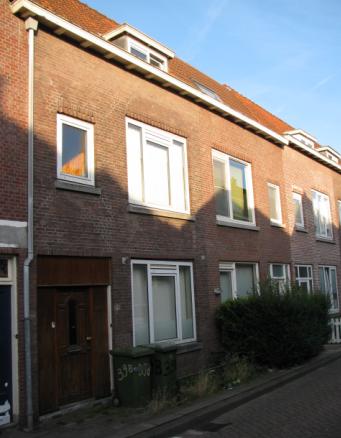 Boekweidstraat 39 A en B Rotterdam 1